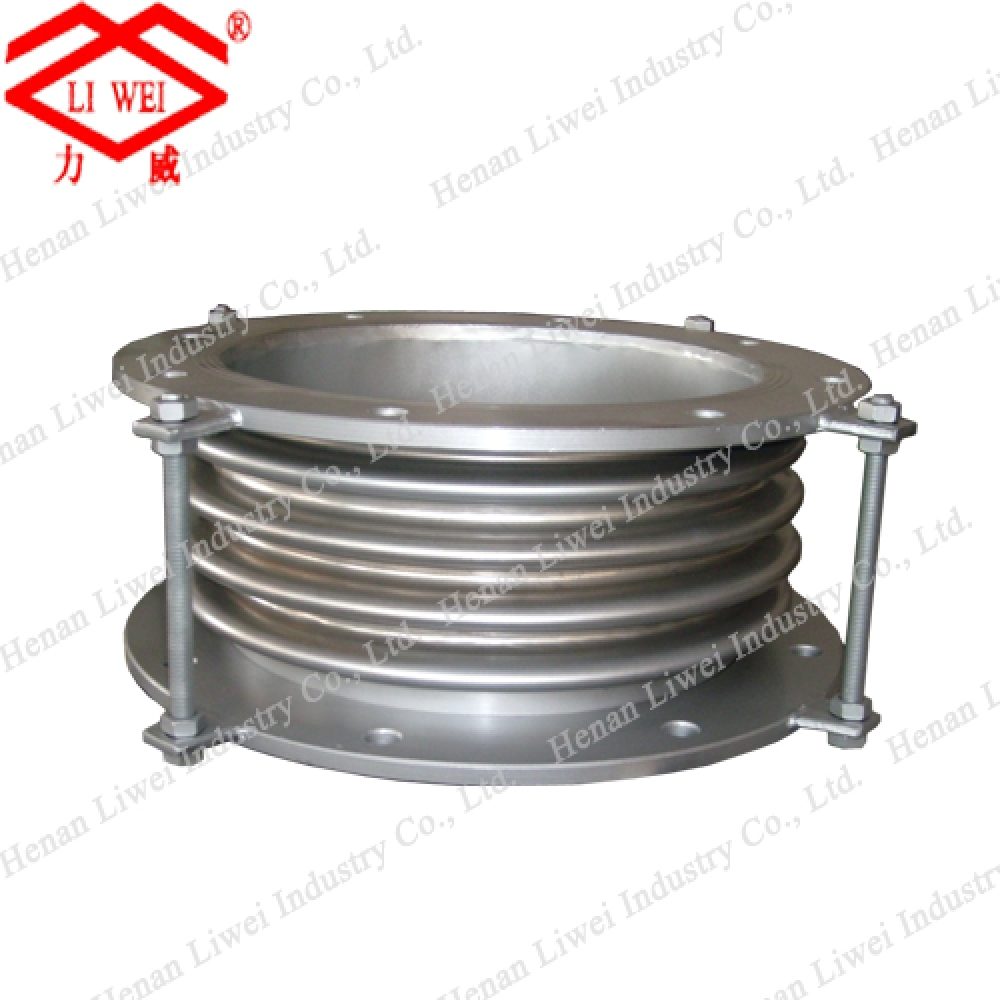 Stainless Steel Bellows Products Rubber Expansion Joint